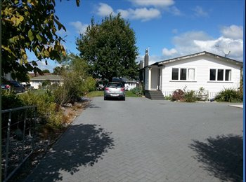 NZ - Large Sunny Room to Rent, Taupo - $170 pw