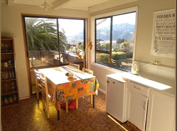 NZ - Sunny relaxed home close to town, Nelson - $125 pw