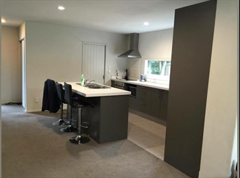 NZ - Double room available in modern townhouse - Edgeware, Christchurch - $160 pw