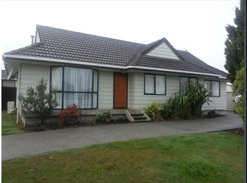 NZ - Room for rent , Palmerston North - $120 pw