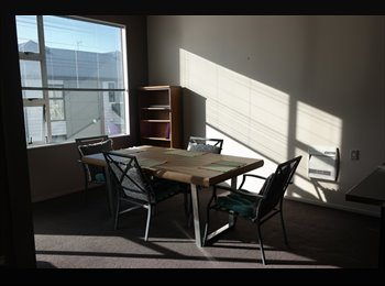 NZ - Room for rent in modern in fully-furnished 2 bedroom unit - Addington, Christchurch - $220 pw