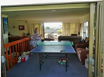 NZ - Big double bedroom, Walk in Wardrobe, Ensuite and Kitchenette - Frimley, Napier-Hastings - $265 pw