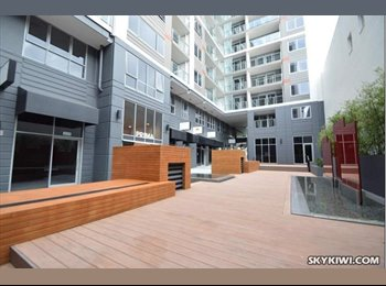 NZ - Brand new apartment in CBD, Auckland - $230 pw