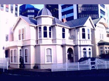 NZ - Almost your own place, Wellington - $300 pw