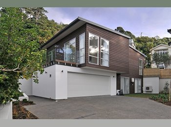 NZ - A Modern and Beautiful beach home, Wellington - $450 pw