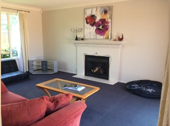 NZ - Front of house to rent inc own lounge/bedroom/toilet, Christchurch - $220 pw