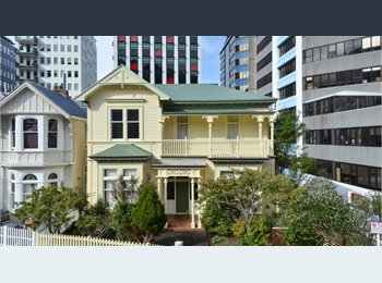 NZ - Lovely Professional Mature Flat , Wellington - $250 pw
