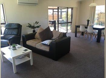 NZ - Sunny double room for rent, Tauranga - $160 pw