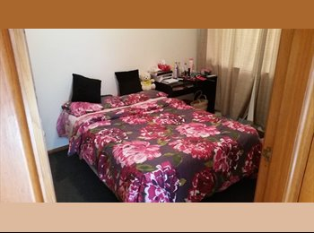 double room on rent for one girl or couple