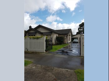 NZ - Great room, for rent in hospital location , Palmerston North - $105 pw