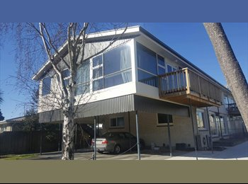 NZ - room available 10/10, Christchurch - $160 pw