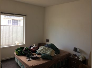 NZ - Sunny well sized double bedroom, Christchurch - $145 pw