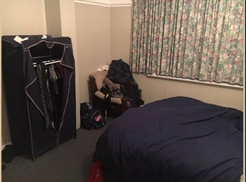 NZ - 1 large bedroom, Wellington - $165 pw