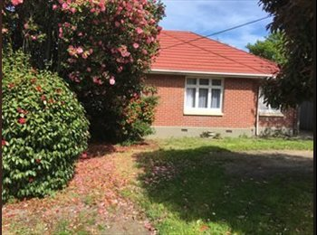 NZ - 3 x Double Bedrooms in Hornby, Christchurch - $170 pw