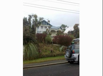 NZ - Room Available immediately, Dunedin - $86 pw