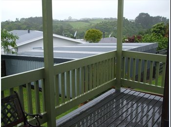 NZ - Temporary  or Long term  , New Plymouth - $130 pw