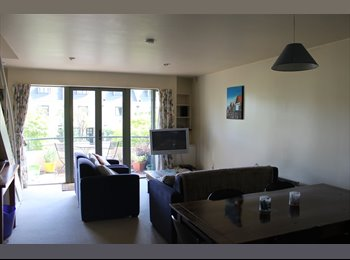 Double room to rent in lovely 2 bed CBD townhouse