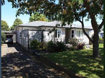 NZ - Duff Crescent, Palmerston North , Palmerston North - $100 pw