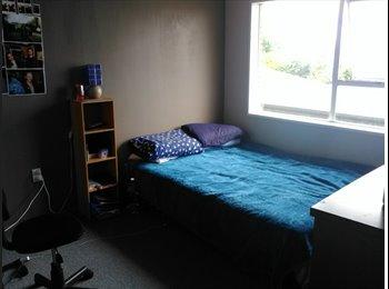 NZ - Biggest room in Graduate Students' Flat, Hamilton - $114 pw