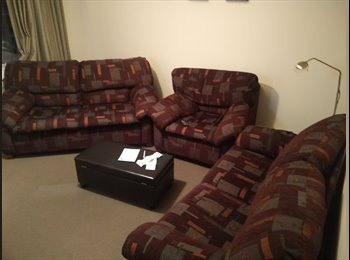 NZ - Fully Furnished 2 bedroom flight right in the heart of city center!, New Plymouth - $190 pw