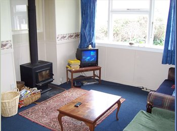 NZ - SHARED bedroom - fully furnished, Christchurch - $90 pw