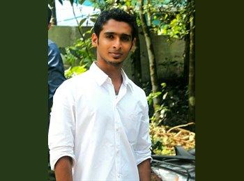 nitheesh  - 23 - Student