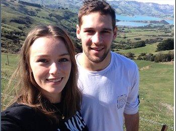 NZ - Lydia - 21 - Dunedin