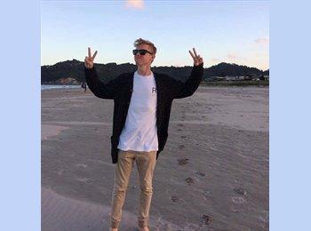 NZ - Josiah Harnor - 18 - Tauranga