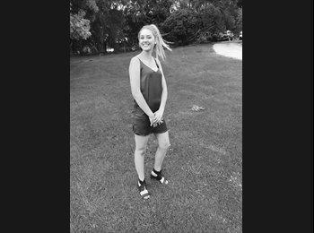 Kate Caldwell - 18 - Student