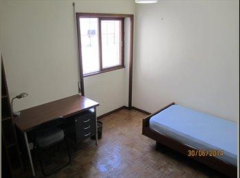 EasyQuarto PT - Quartos Mobilados em apartamento equipado - BLiceu, Aveiro - 150 € Por mês