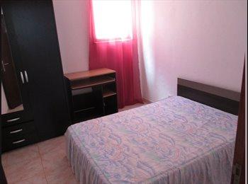 Residencia de estudantes feminina - Quartos mobilados