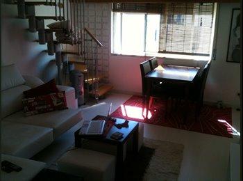 EasyQuarto PT - Arrendo excelente quarto próximo ao aeroporto para curto prazo - Sacavém, Lisboa - 250 € Por mês