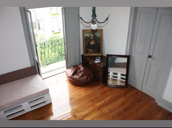 students rooms Marques Pombal