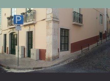 Apartamento openspace nos Anjos (Arroios)