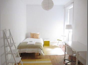 EasyQuarto PT - Lory House Lisbon - Rooms to rent in Entrecampos! , Lisboa - 300 € Por mês
