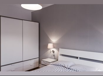 Brand New Room at Refurbished Apartment in City Center