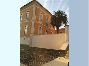 EasyQuarto PT - Suites e Estúdios perto da Praça da República, Coimbra - 300 € Por mês
