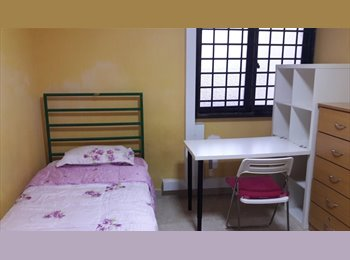 Master bedroom at Ang Mo Kio $900