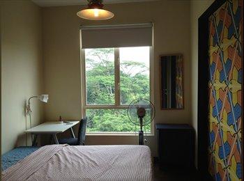 Common room at Yishun Sapphire Condo