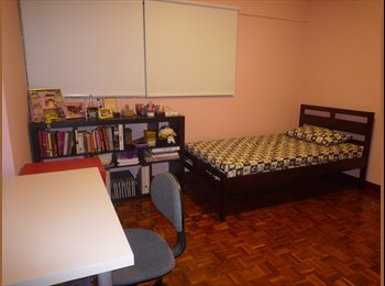Room for rent at SUPERBLY CONVENIENT & CENTRAL location!