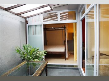 1+1 Ground Floor Flat near Novena