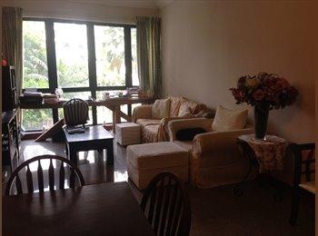 EasyRoommate SG - Nice spacious master bedroom in Simei - Simei, Singapore - $1,250 pcm