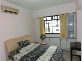 Big Corner Room in Sengkang