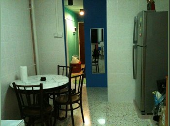 Rooms Available (Toa Payoh)- Female Tenants only