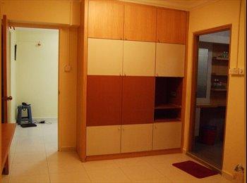 Master / Common Bedrooms avilable in Sengkang