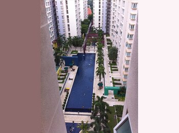 EasyRoommate SG - One Huge Size Fully Furnish Common Room - Boon Lay, Singapore - $1,200 pcm