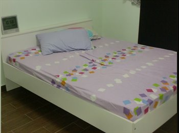 EasyRoommate SG - Room For Rent In Central With Aircon(Immediate) - Telok Blangah, Singapore - $950 pcm