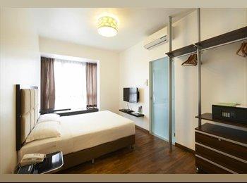 EasyRoommate SG - Flexible term Service Apt for rent (Near city!), Mountbatten - $3,400 pcm