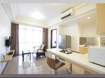 EasyRoommate SG - Fortville 1 Bedroom Apartment for rent (561sf), Mountbatten - $4,200 pcm