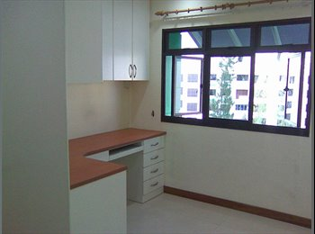 EasyRoommate SG - common room for rent woodlands - Woodlands, Singapore - $550 pcm